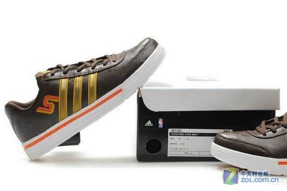 阿迪达斯 NBA 新款球队鞋 40 45图片