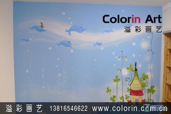 海底世界儿童房-作品-zol相册
