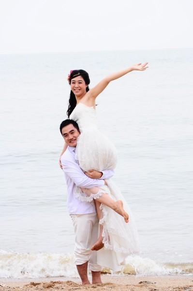 婚纱08-国庆珠海淇澳岛蹭拍婚纱照-zol相册
